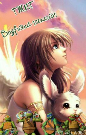Tmnt Boyfriend scenarios - You meet him - Raphael - Wattpad