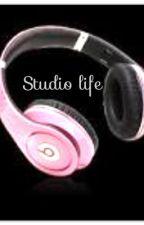 Studio life by AmyRose19