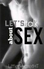 Let's talk about sex by dirtyjayhoseok