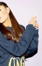 Ariana Grande e Harry Styles by alloipo