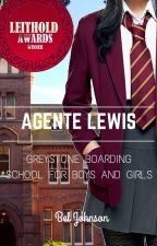 Agente Lewis by BelJohnson