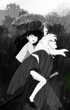 Amor en un día lluvioso. by MojonWaii