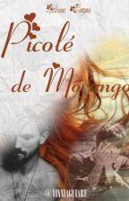 Picolé de morango by Bruawn