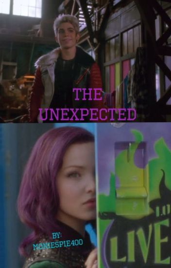 The unexpected (Descendants Carlos and Mal fanfic