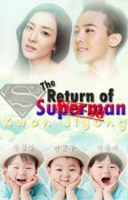 The Return Of Not-So-Superman Kwon Jiyong by silentapathy