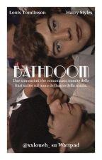 Bathroom || Larry Stylinson by xxloueh_