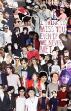 I Think I'd Miss You Even If We Never Met (Ziall Fanfic MPREG) by mandabear143