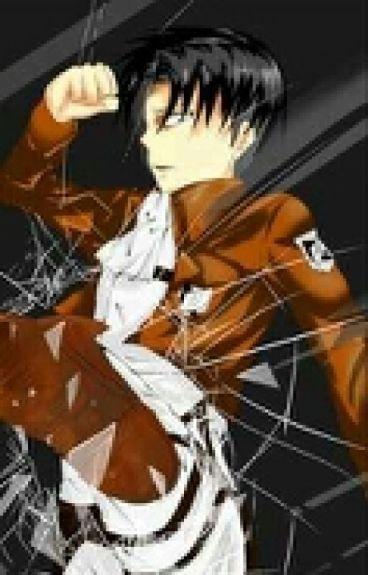 Vampire Levi x Reader