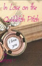 In Love on the Quidditch Pitch (Oliver Wood Love Story) by honeybeahufflepuff
