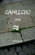 capricho ; junhao. by flowerhui_dyo