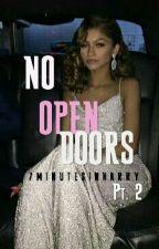 No Open Doors: Part 2 by Dianarry_