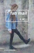 Fan Mail   L.H.  ON HOLD by chloelovesdatcoffee