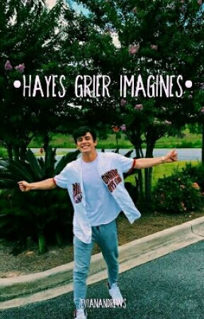 •hayes grier imagines• by zevianandrews