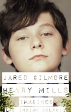 Jared Gilmore/ Henry Mills Imagines by _alexadevera_