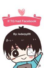 If Tokyo Ghoul had Facebook by lederpyfifi