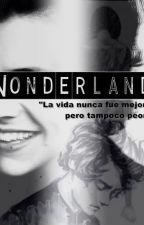 """Wonderland"" Harry Styles U.A by HuilenCaveira"