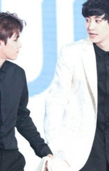 Don't Go (ChanBaek,HunHan,KaiSoo)