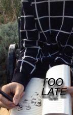 too late ;  roman b. by wtfarah