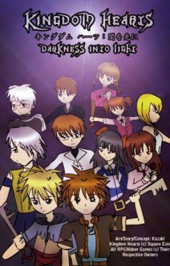 Kingdom Hearts: Darkness into Light (Fan Game feat  RPGmaker