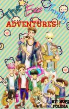 The Exo Family Adventures!!  by HopeFolera