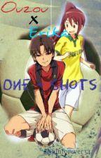 Ginga e Kickoff Ouzou x Erika One-Shots by recellicips