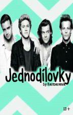 Jednodílovky 13+ - One Direction by kacmacanek
