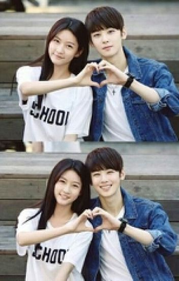 Become My Star (Astro Eunwoo and MJ)