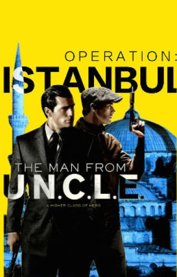 The Man from U.N.C.L.E: Operation Istanbul
