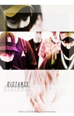 Distance. by yeolicksbaek