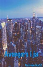 Avengers i ja (TYMCZASOWO ZAWIESZONE) by brunetka32