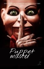 Puppet master by 123crystal321