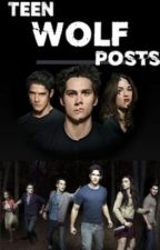 Teen Wolf Posts by ImagineOutLoud