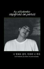 capgras in paris » tae hyung oneshot ✅ by alliekookie