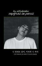capgras in paris |  taehyung oneshot ✔️ by alliekookie