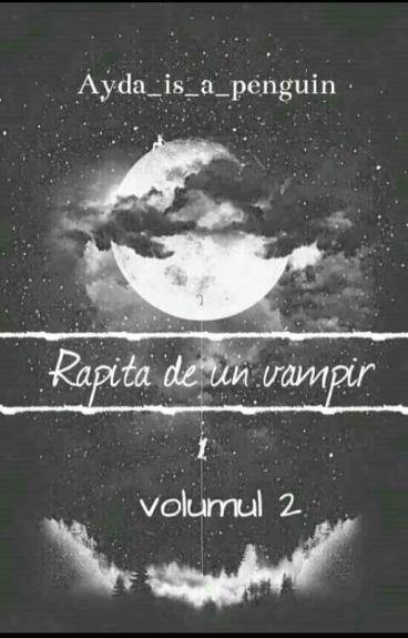 Răpită de un vampir 2( Necesită editare)