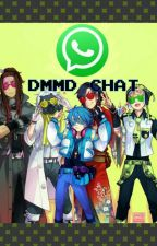 DRAMAtical Murders WhatsApp © by Shizerex