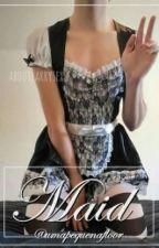 Maid (AU! Ziam) by umapequenafloor