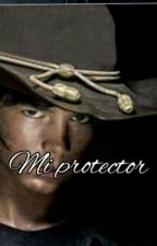 MI PROTECTOR (The Walking Dead)(Carl Grimes y tu) by Nere_walker