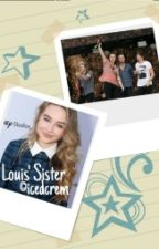 Louis' Sister (A One Direction Fanfic) by icedcrem