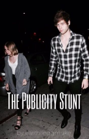 The publicity stunt//lrh