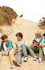 5 boys, 1 girl (A One Direction fanfic) by Hii_Narry