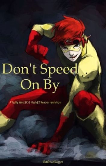 Don't Speed On By °~Wally West (Kid Flash) X Reader~°