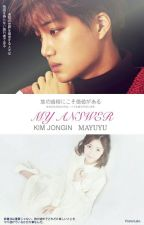 My Answer [Kai EXO fanfiction] by melianairfani