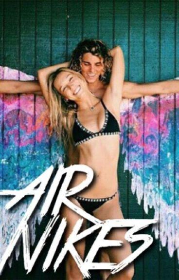 Air Nikes→j.g