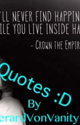 Inspirational Quotes from bands:3   Wattpad