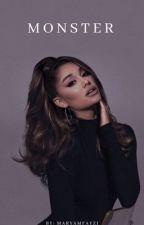 Monster // Jason McCann FF by MaryamFayzi
