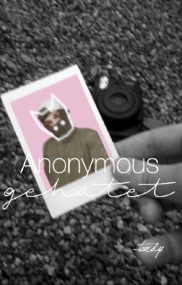 Anonymous   Tardy FF   #Wattys2016