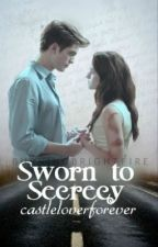 Sworn to secrecy ON HOLD by castleloverforever