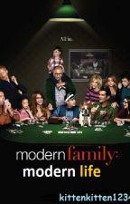 Modern Family: Modern Life by kittenkitten1234