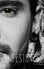 Confesiones. Tom Kaulitz. by MelissaKB
